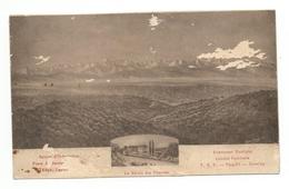 Carte Postale Ancienne : Les Puntous De Laguian : Le Relais De Puntous , Restaurant - Non Classés