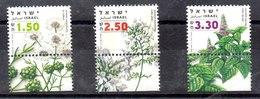 Serie De Israel Nº Yvert 1830/32 ** - Israel