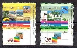 Serie De Israel Nº Yvert 1834/35 ** - Israel