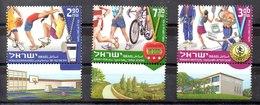 Serie De Israel Nº Yvert 1836/38 ** - Israel