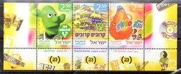 Serie De Israel Nº Yvert 1839/41 ** - Israel