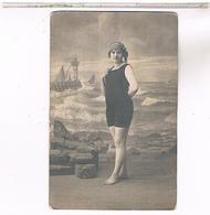 A Identifier Carte  Photo  Femme Pin Up ? ID190 - A Identificar