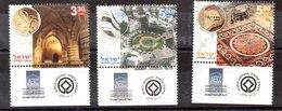 Serie De Israel Nº Yvert 1854/56 ** - Israel
