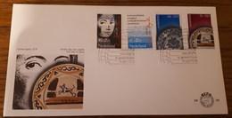 Netherlands / FDC / Art - 1949-1980 (Juliana)