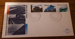 Netherlands / FDC / Transport - Period 1980-... (Beatrix)