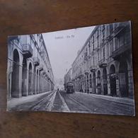 Cartolina Postale 1915, Torino, Via Po - Italia