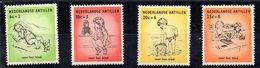 Serie Nº 304/7 Antillas Holandesas - Curazao, Antillas Holandesas, Aruba