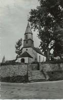 OUR (Paliseul) - Eglise Et Entrée Escaliers - Circulé  - Edit. Smetz / Auberge Restaurant Le Clair Val - Paliseul
