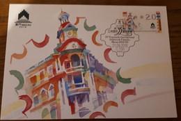 Macau / 2018 / Maximum Card / Philatelic Exhibition - 1999-... Chinese Admnistrative Region