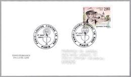 Contra El SIDA - Against AIDS. Paris 1994 - Medicina