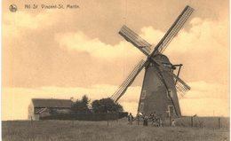 NIL ST.VINCENT -ST MARTIn  Le Moulin - Walhain