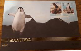 Norway / FDC / Sea Animals / Penguines - FDC