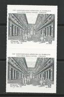 2019 ITALIA - 250° Gallerie Degli Uffizi - Firenze - COPPIA - Adesivi - 2011-...:  Nuevos