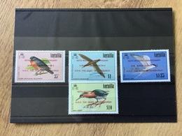 Anguilla 1987 Royal Ruby Wedding SG/NO 788/91 MNH Stamps - Anguilla (1968-...)