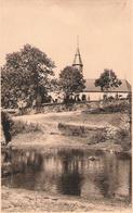 OUR (Paliseul) - Eglise ST Laurent Et Vallée De L'Our (sépia) - Circulé - Nels Edit. Melle Beck - Paliseul