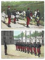 Militaria  Lot De 5 CPA Infanterie - Cartes Postales