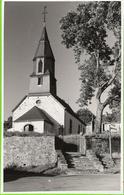 OUR (Paliseul) - Eglise Avec Escaliers Et Maison Arrière - Pas Circulé - Photo Carte Gevaert - Paliseul