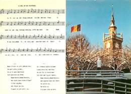 Belgique - Arlon - Eglise St Donat - Vieux Chant Populaire Arlonais - Partition De Musique - Carte Neuve - Voir Scans Re - Arlon