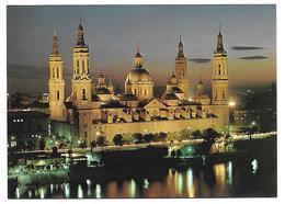(99). Espagne. Spain. Espana. Aragon. Zaragoza 38 & 206 - Zaragoza
