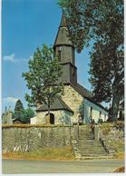 OUR (Paliseul) - Eglise Escaliers Et Tombes - Couleur  - Pas Circulé Mais Circuit Tracé - Nels/Thill - Paliseul