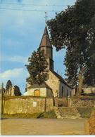 OUR (Paliseul) - Eglise Escaliers, Tombes Et Maison Arrière - Couleur  - Pas Circulé Mais Circuit Tracé - Nels/Thill - Paliseul