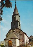 OUR (Paliseul) - Eglise Au Niveau Du Porche Entrée - Tour En Gros Plan - Couleur  - Circulé 1982 - Combier - Paliseul