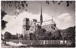 Paris - Abside De La Cathédrale Notre-Dame - Notre-Dame De Paris