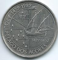 Portugal - (1989) - 100 Escudos - Discovery Of The Azores - KM648 - Portugal