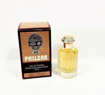 Miniatures De Parfum  PHILEAS  De NINA RICCI   EDT  10 Ml + Boite - Mignon Di Profumo Uomo (con Box)