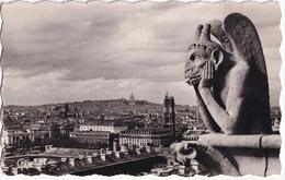 Paris - Notre-Dame - Le Penseur - Notre-Dame De Paris