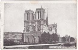 Paris - Eglise Notre-Dame De Paris - Notre-Dame De Paris