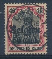 "BELGIE - OBP Nr OC 20 - Stempel ""CINEY"" Litt. C - (ref. OC-38) - Guerre 14-18"