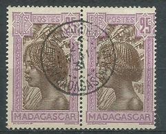 Timbre Madagascar Obliteration Ambatofinandrahana - Gebraucht