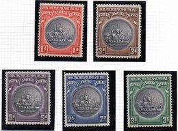 Serie Nº 86/90  Bahamas - 1859-1963 Colonia Británica