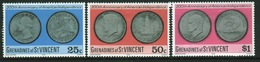 St.Vincent & Grenadines 1976 Set Of Stamps Commemorating Bi-centenary Of American Revolution. - St.Vincent & Grenadines
