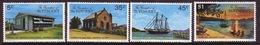St.Vincent & Grenadines 1977 Set Of Stamps Commemorating Mayreau Island. - St.Vincent & Grenadines