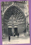 BELGIQUE COURTRAI Le Portail De L Eglise Saint Martin - Flandre Occidentale Kortrijk - - Kortrijk