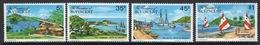 St.Vincent & Grenadines 1975 Set Of Stamps Commemorating Petit St Vincent. - St.Vincent & Grenadines