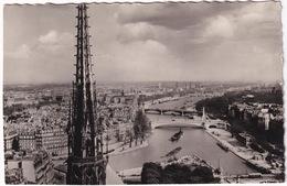 Paris... En Flanant - Vue Panoramique Prise De Notre-Dame - Notre-Dame De Paris