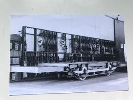 Photo Ancienne 1964   TRAM Collection : Ghislain DAEMS Dépôt Hippodrome - Cartes Postales