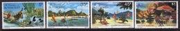 St.Vincent & Grenadines 1977 Set Of Stamps Commemorating Prune Island. - St.Vincent & Grenadines
