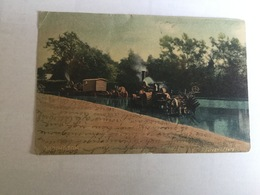 Orpington.tracteur A Vapeur - Angleterre