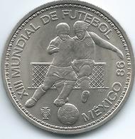Portugal - 1986 - 100 Escudos - Football World Cup - KM637 - Portugal