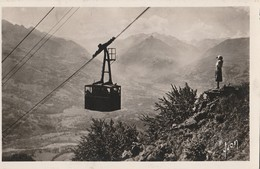 CPA    LOURDES    TELEPHERIQUE  929 - Cartes Postales
