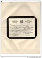 Jonkheer Georges Caroly Maatschappij Artibus Patria Antwerpen Fester Havenith Gyselinck+ Bouchout 11/10/1935 De Vigneron - Obituary Notices