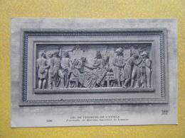 PARIS. L'Arc De Triomphe De L'Etoile. Le Bas Relief Des Funérailles De Marceau Par Lemaire. - Arc De Triomphe
