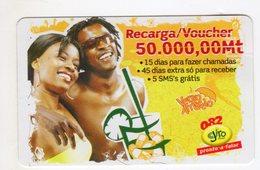 MOZAMBIQUE RECHARGE GIRO 50 000 MT Année 2007 - Mozambique
