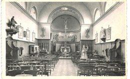 OP-HEYLISSEM Intérieur De L' église - Hélécine