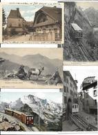 LOT DE 410 CARTES ETRANGERE DIVERS A VOIR - Postcards