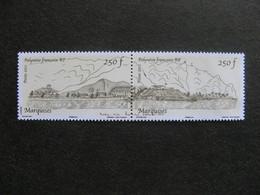 Polynésie: TB Paire N° 974 Et N° 975, Neufs XX. - Polynésie Française